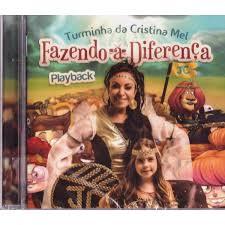 PB - Cristina Mel - Fazendo a Diferença (playback)