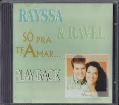 PB - Rayssa & Ravel - So pra te amar (playback)