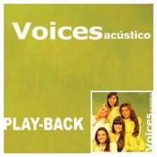 PB - Voices Acustico  (playback)