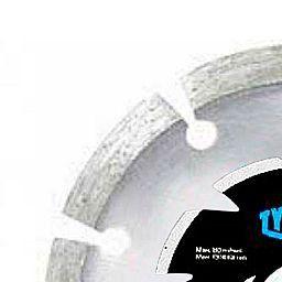 Disco Diamantado Uso Geral Tyrolit Standard 350x25,4 - 14 Pol.