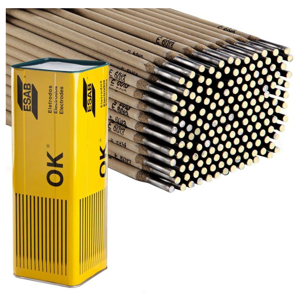 ELETRODO 4600 2mm ESAB OK - 1KG