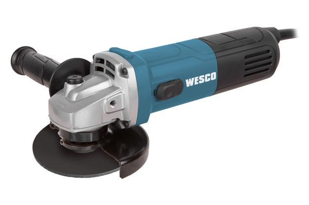 Esmerilhadeira Ang. 4.1/2 Pol. 850W - WESCO-WS4700 - 110v