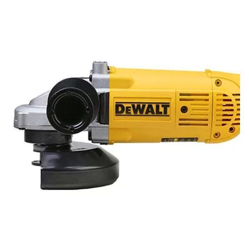 Esmerilhadeira Ang 7Pol. 2200W - DEWALT-DWE491-110v