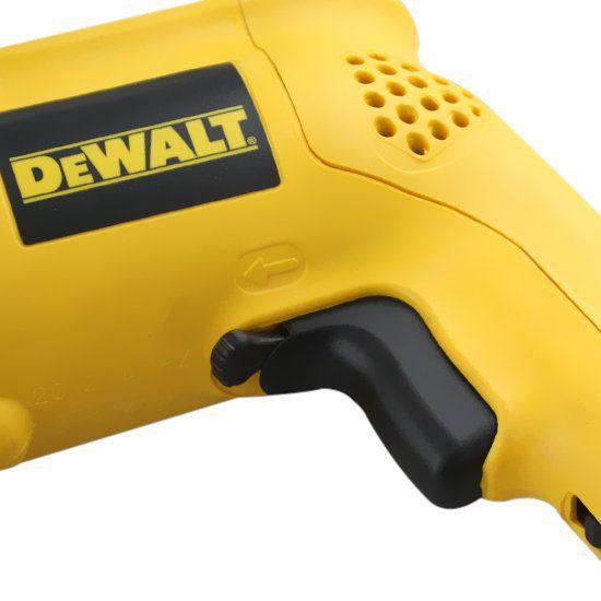 Furadeira de Impacto 1/2 Pol. 800W DW508S DEWALT - 220v
