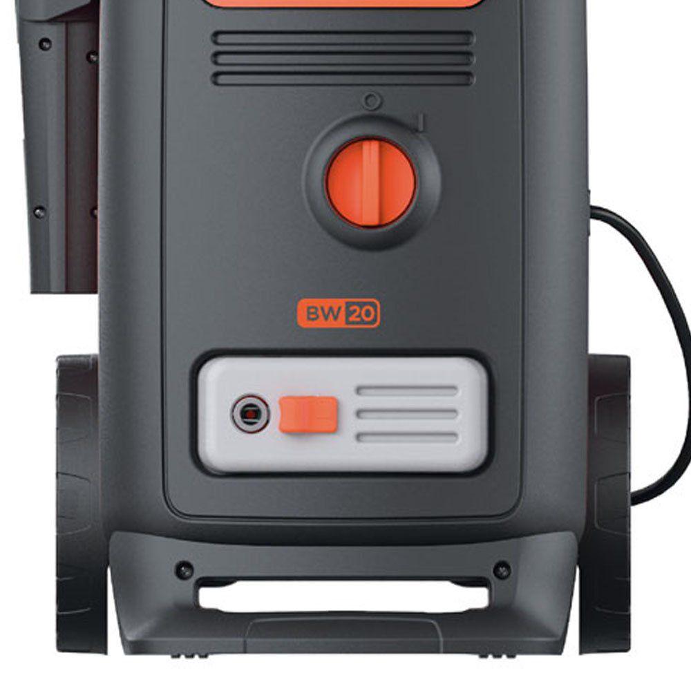 Lavadoura de Alta Pressão 2030lb 2000w 220v BW20 - BLACK+DECKER