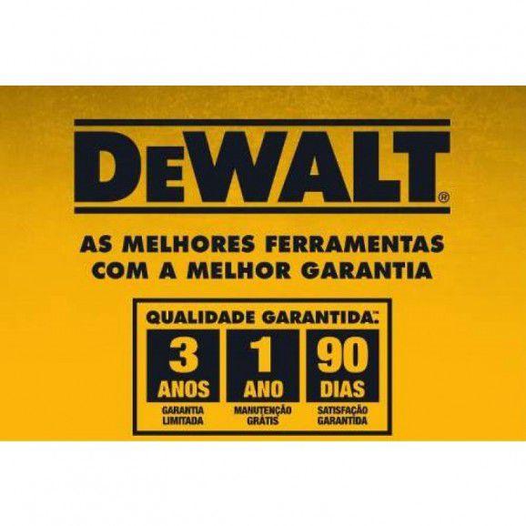 Lixadeira Orbital 1/4Pol - 225W - DWE6411 - Dewalt 220v