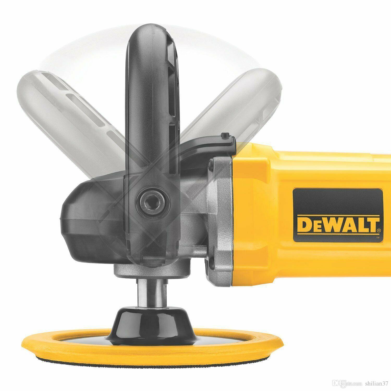 Lixadeira Politriz Angular 1250w - 220v - DWP849X - Dewalt