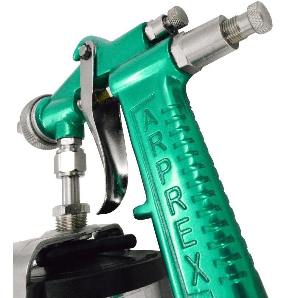 Pistola De Pintura Baixa Produção Mod 4 Bico 1,2 Arprex