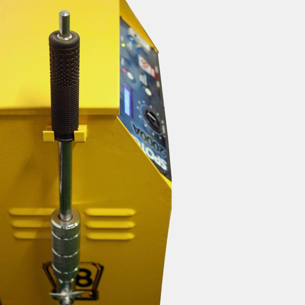 Repuxadora Spotcar com Visor Digital - V8 BRASIL-SPOTCAR-2000A