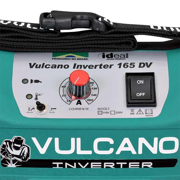 Inversora Vulcano Inverter 165DV - Balmer