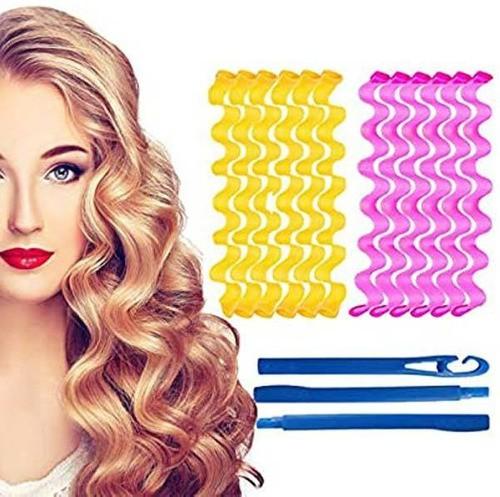 Acessório de Penteados para Cabelos Curtos Longos Cacheados e Lisos  - Magic leverag