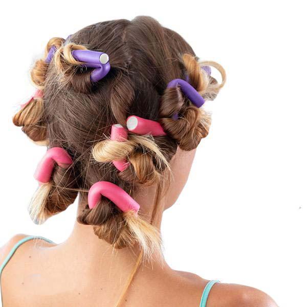 Acessório de Cabelo Modelador de Cachos - Hair curling