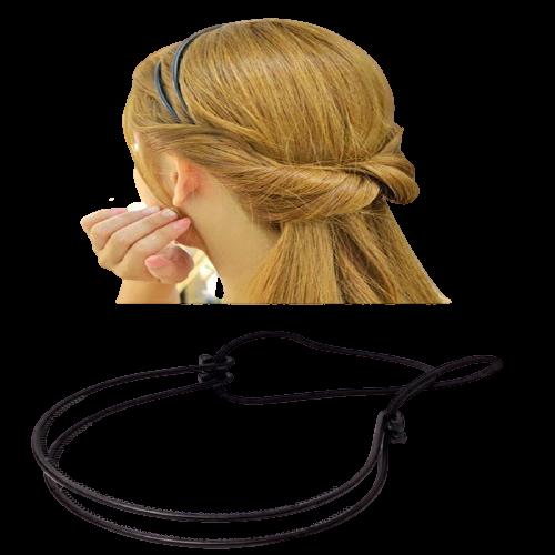 Tiara de Cabelo Especial para Penteados - Tiara Headband