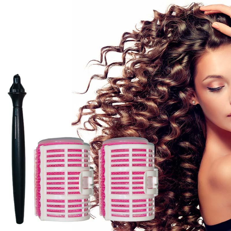 Acessório para Cachos de Cabelo Bobs - Hair Curler