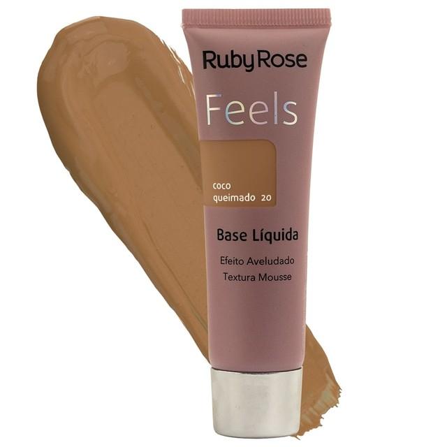 Base Feels Ruby Rose