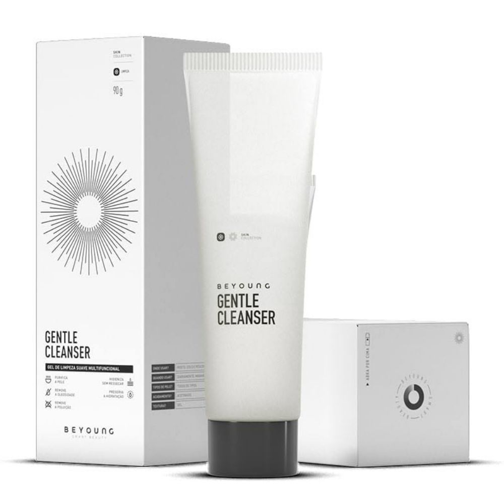 Beyoung Gentle Cleanser Pro Aging 90r Sem Cartucho