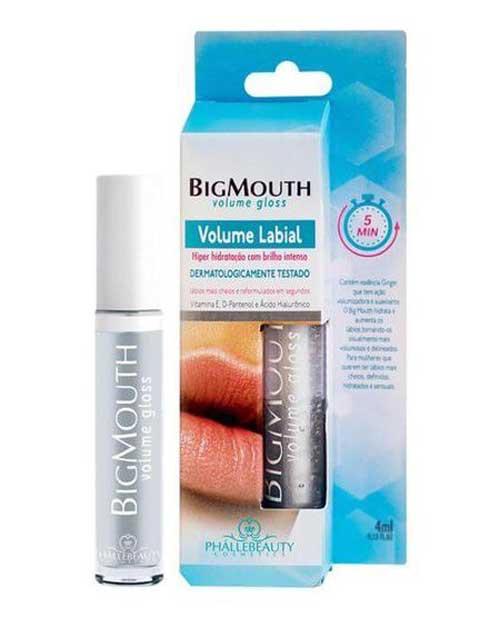 Gloss Labial BigMouth - Phalle Beauty