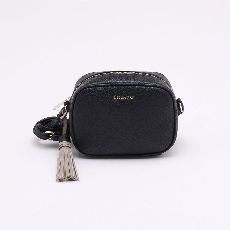 Bolsa Dumond Shoulder Bag Preta