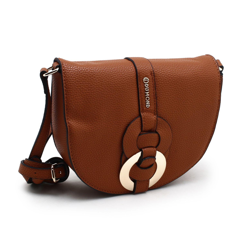 Bolsa Dumond Shoulder Bag Toffee