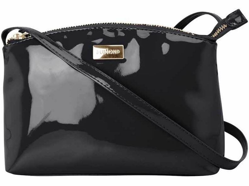 Bolsa Shoulder Bag Dumond Preta