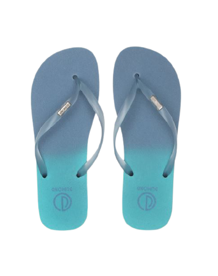 Chinelo Dumond Degradê Azul