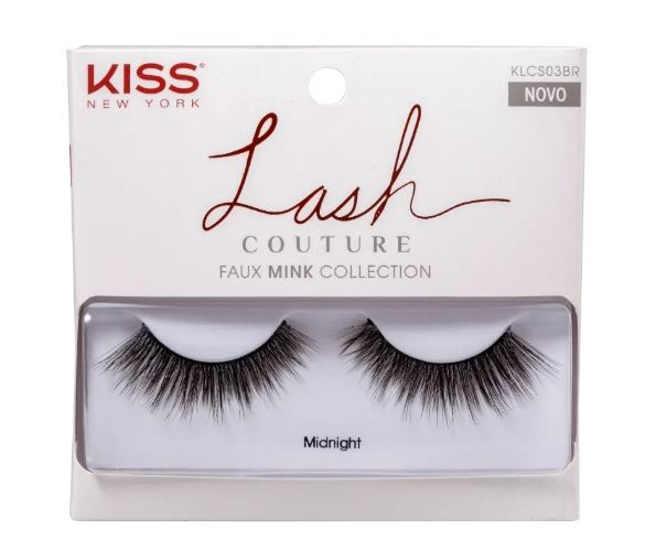 Cílios Postiços Lash Couture Midnight Kiss NY