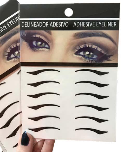 Delineador Adesivo para Olhos - Adhesive Eyeliner