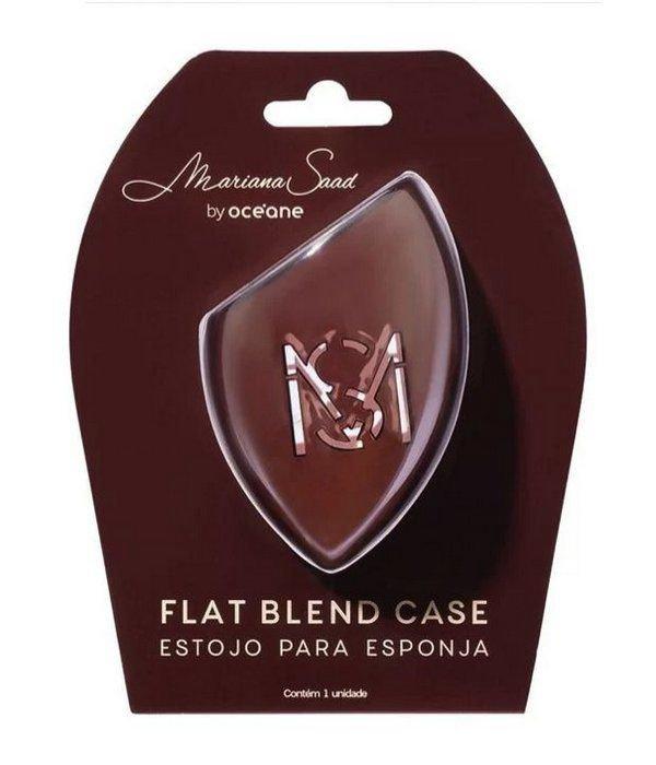 Estojo para Esponja Flat Blend Case Mariana Saad Océane