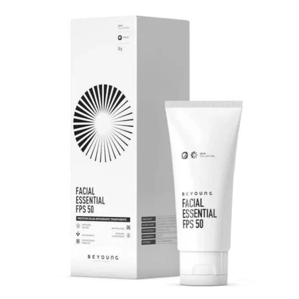 Facial Essential FPS 50 Protetor Solar facial - Beyoung 35g