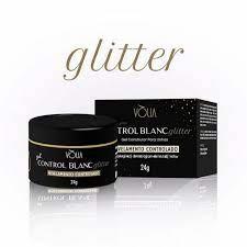 Gel Vòlia Control Glitter Blanc 24g