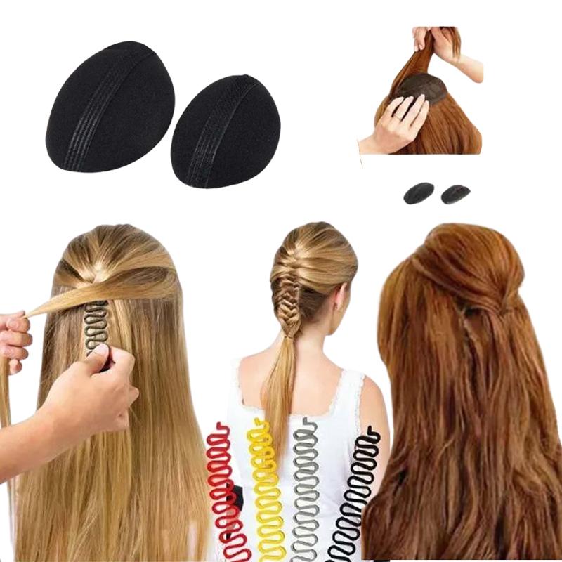 Kit Acessórios de Cabelo para Penteados de Noiva