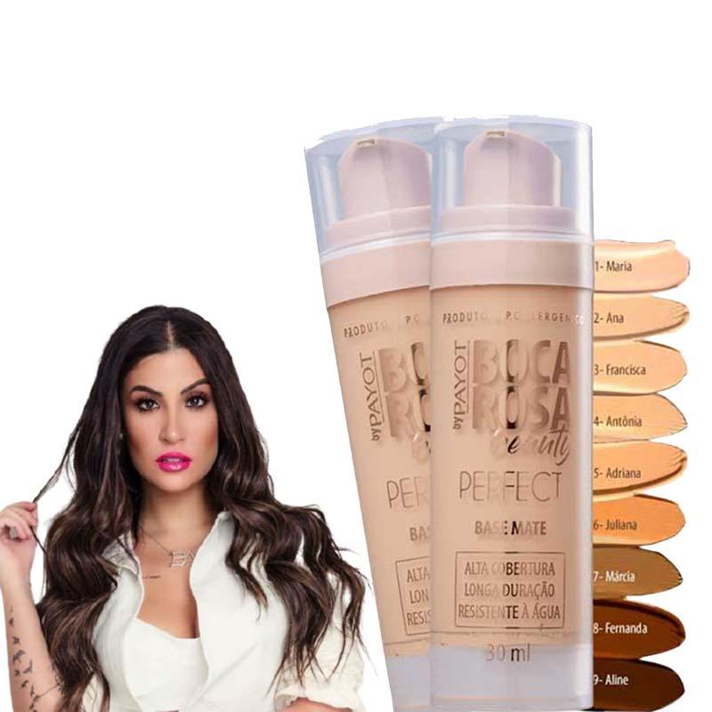 Kit de Maquiagem Suelen + Boca Rosa + Make More