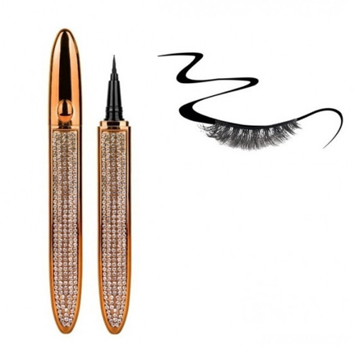Lápis delineador Caneta Magnética para Cílios