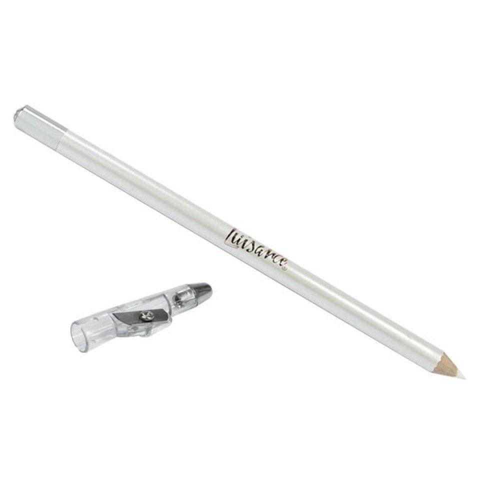 Lápis para Olhos com Apontador Branco - Luisance l887-w