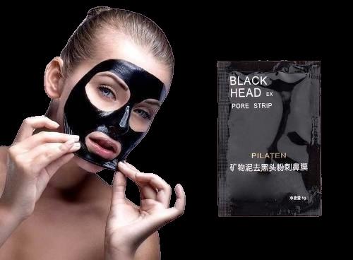 Máscara Black para Remoção de Cravos e Limpeza de Poros