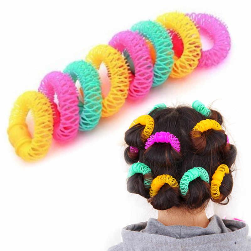 Modelador de Cachos para Cabelos Cacheados Curtos e Longos - Hair Rollers