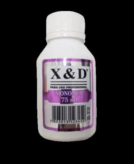 Monomer Líquido Acrílico X&D - XeD 75ml