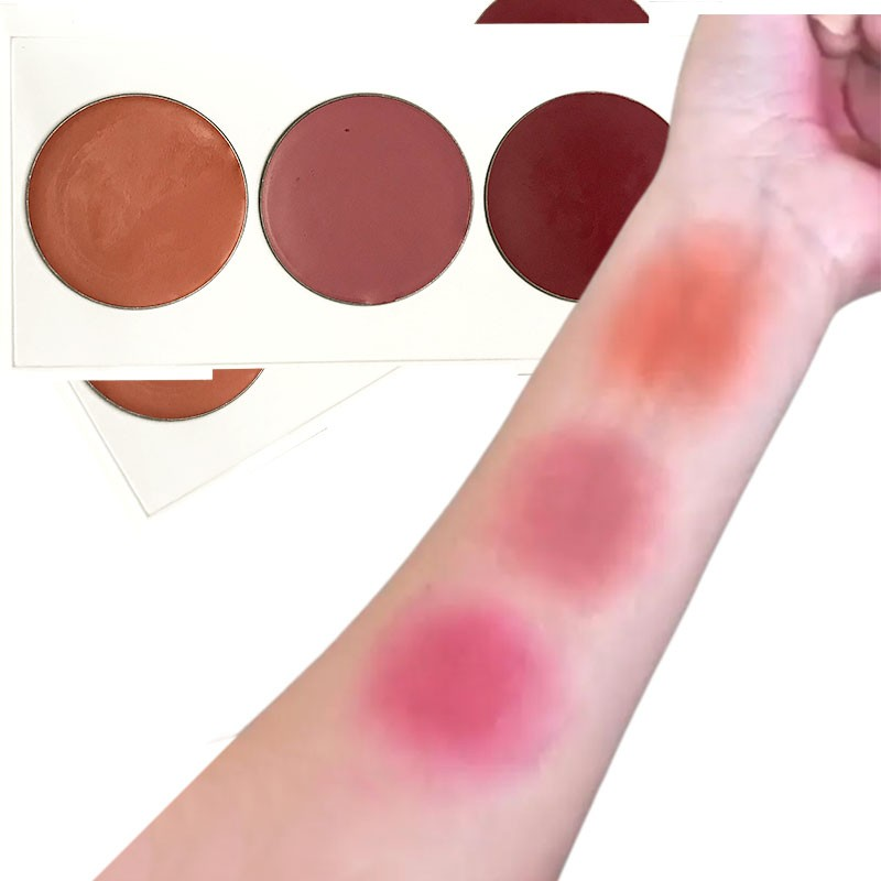 Paleta de Blush Lip & cheeck Nathalia Capelo