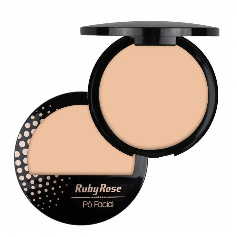 Pó Facial Ruby Rose HB-7212