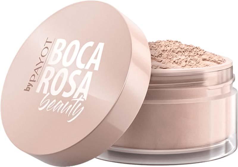 Pó solto facial Oficial Boca rosa marmore 01