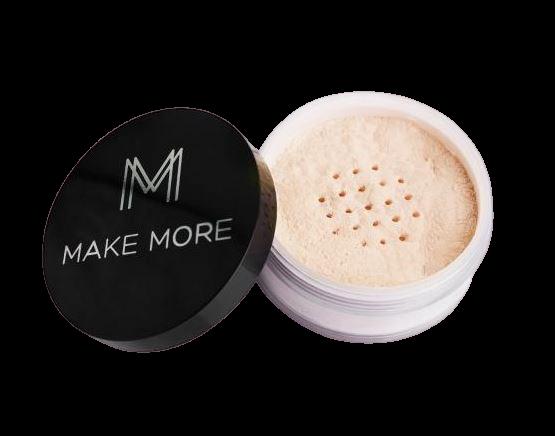 Pó Translúcido Sheer Powder - Make More