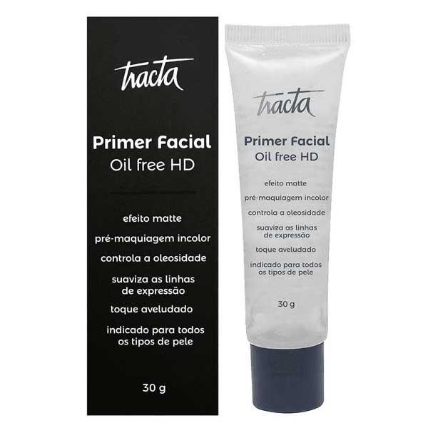 Primer Facial Oil Free  Efeito Matte HD - Tracta 30g