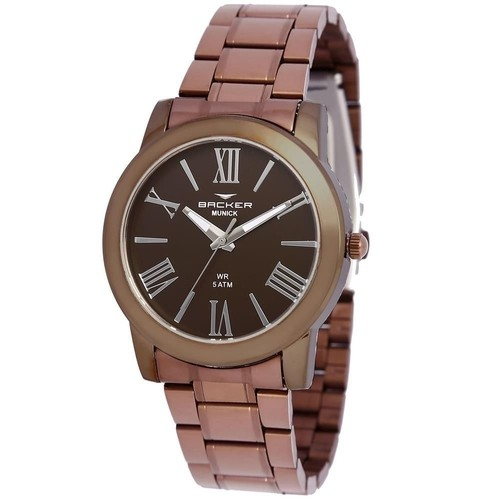Relógio Feminino Backer Germany 3634113F MR