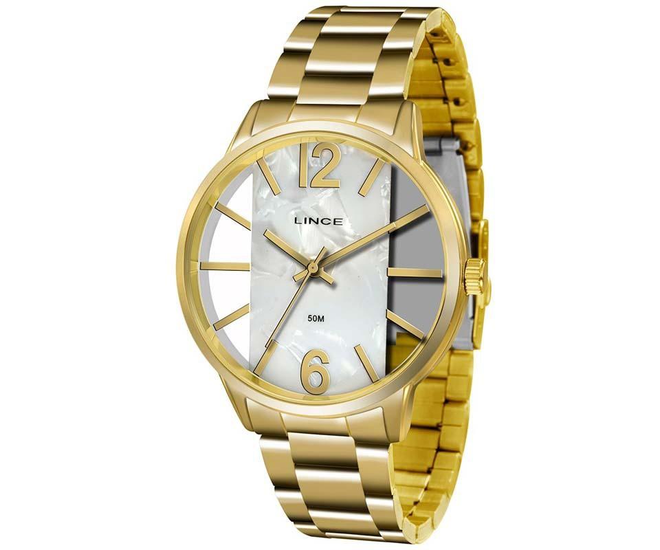 Relógio Feminino Glam Lince LRG 608L B2KX