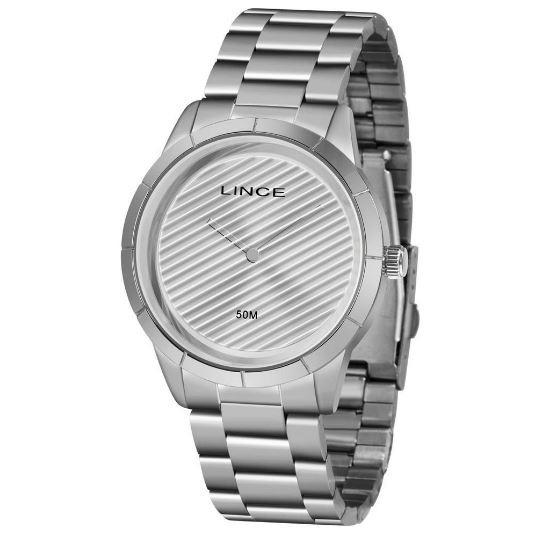 Relógio Feminino Lince Fashion LRM625L S1SX Prata