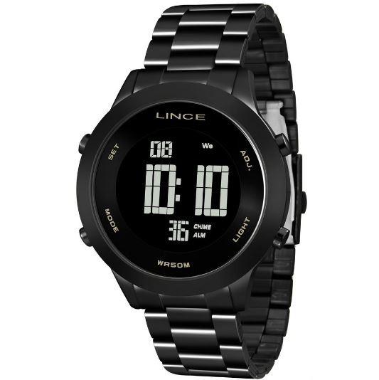 Relógio Feminino Lince SDPH085L PXPX Preto