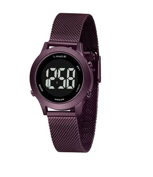 Relógio Feminino Lince SDPH115L PXUX Roxo