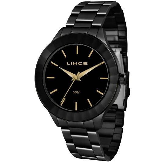 Relógio Feminino Lince Urban LRN4592L P1PX Preto