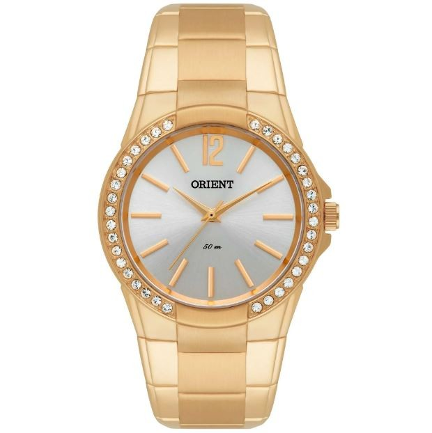 Relógio Feminino Orient FGSS0048 S2KX Dourado
