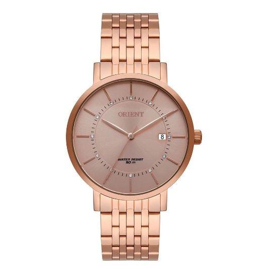 Relógio Feminino Orient FRSS1041 R1RX Rose